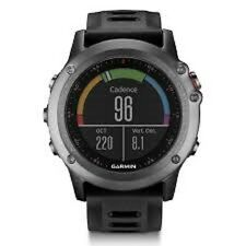 Garmin Fenix 3 - NOH - GPS Multisport Watch With Outdoor Navigation - Grey
