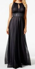 Jessica Howard New Sleeveless Keyhole Embellished Gown Size 10 #DN 125