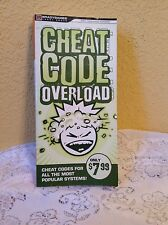 CHEAT CODE OVERLOAD BRADY GAMES VIDEO GAME GUIDE SUMMER 2010 PAPERBACK BOOK