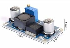 Dc 4V-38V to 1.25V-36V 3A step down power supply regulator 24V 12V 9V 5V-uk