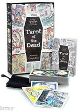 OOP  Dia de los Muertos - Tarot  of the Dead Card Deck Box Set - Monica Knighton