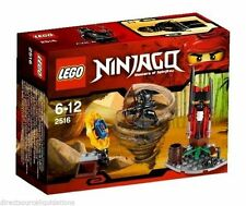 Lego Ninjago 2516 Ninja Training Outpost! New!