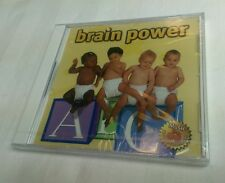 Brain Power [2001] by Genius Products (CD Apr2000 Baby Genius) NEW free shipping