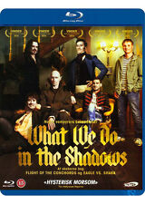 What We Do in the Shadows NEW Arthouse Blu-Ray Disc Jemaine Clement New Zealand