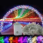 10M/20M 100/200LED For Xmas Party Wedding LED String Fairy Lights Outdoor Indoor