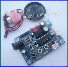ISD1820 Voice Record Sound Recording Recorder Player Module LM386 Amplifier Chip