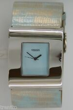 RELOJ VENDOUX MUJER ACERO LS12550 WOMENS NEW STEEL MOTHER PEARL WATCH UHR 30 M