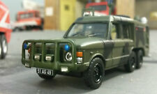 1:76 OO Range Rover Carmichael Commando 6x4 Airfield Crash Rescue Model TACR2