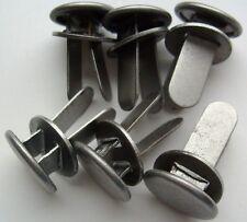 6 Stück Nieten zu innenfutter Stahlhelm