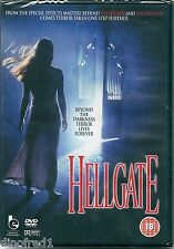 Hellgate [DVD] (2006) Starring Ron Pallilo, Slim Line Case Version NEW SEALED