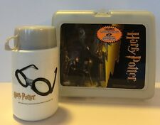 Harry Potter Thermos Plastic Lunch Box