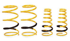 King Springs Suspension Lowered Front and Rear Kit   KHFL47SL-KHRL46HD