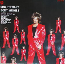 LP Rod Stewart ‎– Body Wishes,OIS,NEAR MINT,cleaned,Warner Bros. Rec. 92-3877-1