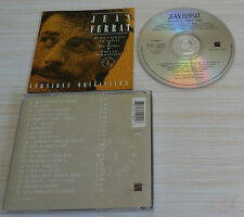 CD ALBUM BEST OF JEAN FERRAT VOLUME 1 1962 1963 VERSIONS ORIGINALES 20 TITRES