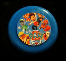 Paw Patrol - 8 Mini Flying Disks Party Favor Loot  Birthday Toys Prizes Disc