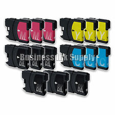 15 PK New LC61 Ink Cartridge for Brother Printer MFC-490CW MFC-J415W MFC-J615W