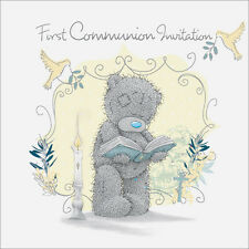 Me to You Tatty Teddy First Communion Invitations Pack of 10 1st Holy Communion