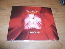 Tapis Rouge Solarium by Cirque Du Soleil (Music CD 2003) Fantasy Creation NEW
