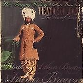 "AMAZING WORLD OF ARTHUR BROWN-""THE VOICE OF LOVE""-BRAND NEW SEALED CD 2011"