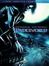 Underworld (DVD, 2006, 2-Disc Set, Extended Unrated Cut, with Bonus Disc)