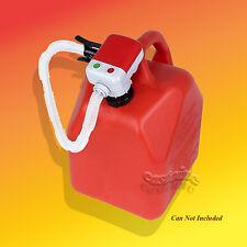 Tera Pump TRFA01, Requires 4 AA Battery Powered Fuel Transfer Pump,