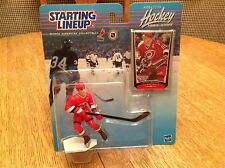 1999 STARTING LINEUP NHL Keith Primeau Carolina Hurricanes Hockey Kenner SLU