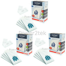 12 x Genuine GN, 10123210 Dust Bags for Miele S438I2 S440I S4441