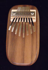 Walnut Kalimba Thumb Piano