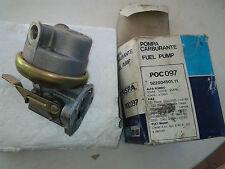 Pompa carburante Alfa Romeo 30AR8 32AR8 35 Fiat 132 Argenta Campagnola fuel pump