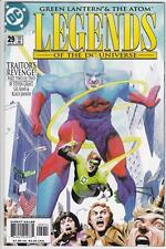 LEGENDS OF THE DC UNIVERSE  #29   (2000)  DC,  GREEN LANTERN & THE ATOM