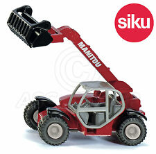 SIKU NO.1482 1:87 Scale MANITOU TELESCOPIC LOADER TELEHANDLER Dicast Model / Toy