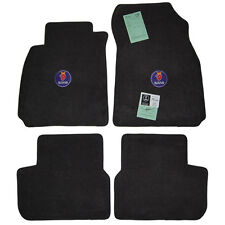 2000-2011 SAAB 9-2X 9-3 9-5 Floor Mats Griffin Logo QUALITY 32OZ FACE 2-PLY