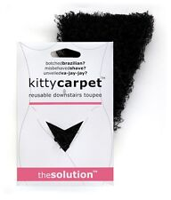 Kitty Carpet - Merkin Downstairs Wig Toupee White Elephant Gift Stocking Stuffer
