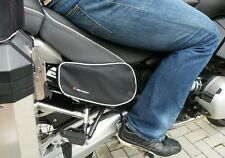 2 x BMW R1200GS under seat bags luggage storage panniers adventure R 1200 GS