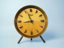 Diseño Kienzle Reloj De Escritorio mediados siglo moderno manto Moeller art deco Junghans