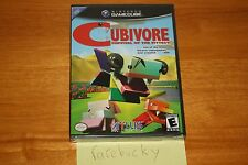 Cubivore: Survival of the Fittest (Nintendo Gamecube) NEW SEALED MINT, RARE!