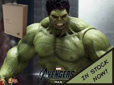 HOT TOYS  - THE AVENGERS - Hulk MMS186   NEW (Brown Box Sealed)  1/6 figure