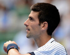 Novak Djokovic UNSIGNED photo - E102 - SEXY!!!!!