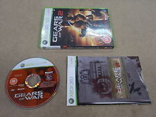 Xbox 360 Pal Game GEARS OF WAR 2 with Box Instructions