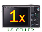 1x Clear LCD Screen Protector Guard Film For Canon PowerShot SX610 HS / SX600 HS