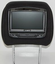 2013 2014 2015 Nissan Pathfinder Dual DVD Headrest Video Players -Cloth/Leather