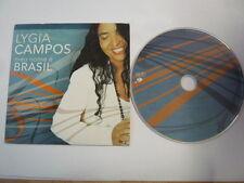 LYGIA CAMPOS - MEU NOME E BRASIL - SIPCASE PROMO CD - FAST POST