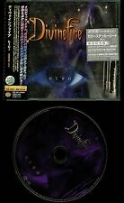Divinefire Hero Japan CD Divine Fire bonus track 1st press w/ stickers