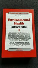 Environmental Health Sourcebook by Laura Ed Larsen Hardcover Book (English)