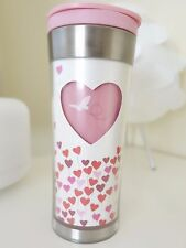 Starbucks Valentine Heart Tumbler 16oz Brand New 2008 Valentine's Day
