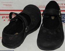 """(NEW)Women's KEEN""""Calistoga""""Buttery Soft Leather Upper Mary Jane Shoes Sz 6"""