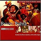 The Rough Guide to the Music of Brazil: Bahia, Various Artists, Good CD