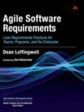 Agile Software Requirements: Lean Requirements Practices for Teams, Programs, an