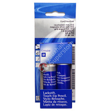 VAUXHALL TOUCH UP PAINT - GENUINE NEW - PAINT CODE 612- MAGNETIC SILVER