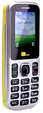 TTsims TT130 Dual 2 Sim Mobile Phone Cheap Camera Bluetooth Twin Cheapest Yellow